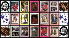 1984 O-Pee-Chee NHL Hockey Sticker Complete Set of 292 Steve Yzerman Rookie