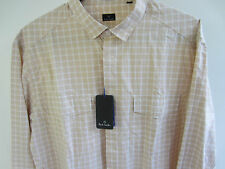 """Paul Smith PS CLASSIC FIT CHECK Shirt Size M Pit to Pit 21"""""""