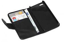 Tasche für Apple iPhone 5 5S SE Organizer Fach Visitenkarte BookStyle Quer Case