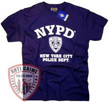 NYPD Shirt Blue T-Shirt Gifts Gear Clothing Merchandise Womens Mens Apparel