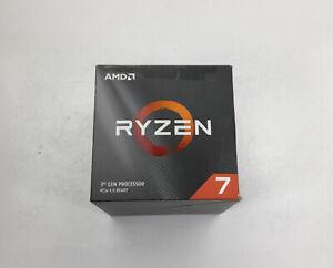 AMD, Ryzen 7 3700X 3rd Generation Processor w/ Heat Sink Fan, 8 Core, (Read)