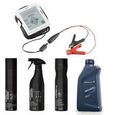 Bmw Moto Chargeur de batterie + ADVANTEC 15W-50 + 3 produits 8551896 2455133