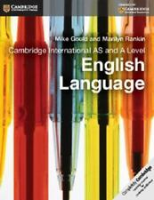 Cambridge International AS and a Level English Language Coursebook by Mike...