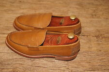 Brand New & Rare Grenson grained leather Slip-On Loafers UK 9 EU 43 RRP £195