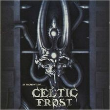 V/A - IN MEMORY OF CELTIC FROST - Tribute Sampler CD