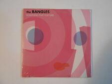 THE BANGLES : SOMETHING THAT YOU SAID [ CD SINGLE NEUF PORT GRATUIT ]