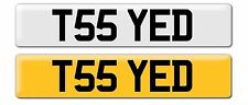 Registration Number T55 YED (T5 5YED, T5 SYED) Syed