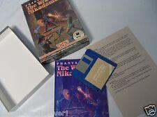 Complete Commodore Amiga Wrath of Nikademus Video Game Computer System