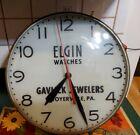 Vintage  Pan Clock Co. Elgin  Watches.