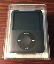 New Sealed! Apple iPod Nano 3G 8GB MP3 Player - MB261LL/A Black RARE!