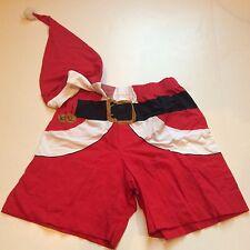 Mossimo Christmas Boxers And Cap Set