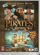 Prima Official Game Guides: Pirates of the Burning Sea by Mike Searle (2008, ...