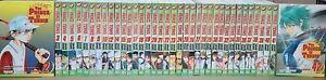 Prince of Tennis 38 Vols. Takeshi Konomi English Manga Viz Media Brand New