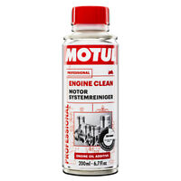 Additivo Pulitore Pulizia Lavaggio Interno Motore Moto Motul Engine Clean 200 ML