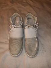Men's Adidas Tubular Size US 12 White High top Shoes