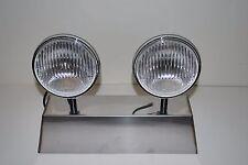 Porsche Hella 118 horn grill Fog light lights 911 912 as NOS Pair of lights