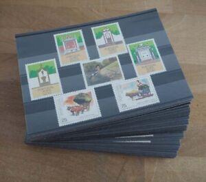 1986 Portugal Azoren; 60 komplette Jahrgänge, postfrisch/MNH, ME 966,-