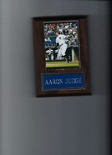 AARON JUDGE PLAQUE BASEBALL NEW YORK YANKEES NY MLB
