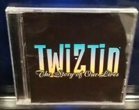Twiztid - The Story of Our Lives CD Single insane clown posse house of krazees