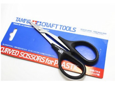 Tamiya 7405 Curved Scissors RC Car Body Plastic Model Craft Tools RC Accessories