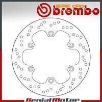 Disco Freno Fisso Brembo Serie Oro Anteriore Honda Xl V Transalp 600 1987 > 1990