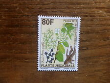 FRENCH POLYNESIA 2016 MEDICINAL PLANTS MINT STAMP
