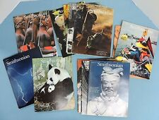 SMITHSONIAN ~ 12 issue set 1979 - January through December -- FULL Year !