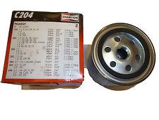 Peugeot 104-205-304-305-504-505-604 Filtre à huile CHAMPION C204