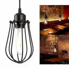 Vintage Industrial Loft Ceiling Lamp Chandelier Pendant Lighting Fixture Hanging