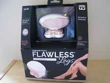 Finishing Touch Flawless Legs Women's Hair Remover - White/Gold