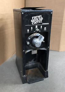 GRINDMASTER MODEL 495 RETAIL Commercial Industrial COFFEE Grinder! Works Well!