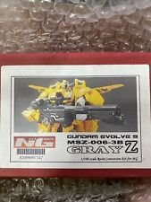 NeoGrade 1/100 Yellow Zeta Gundam Resin Conversion Kit