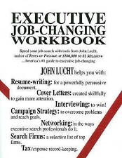 Executive Job-Changing Workbook-ExLibrary