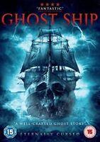 GHOST SHIP aka CURSE OF THE PHOENIX ROBERT YOUNG HIGH FLIERS UK 2017 RG2 DVD NEW