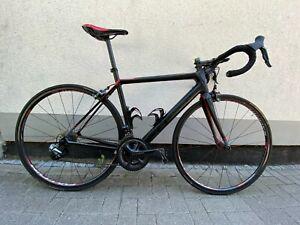 Rrennrad carbon 54, FOCUS CAY2, Ultegra DI2, schwarz, wie neu, nie draussen