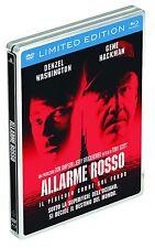 Allarme Rosso (Blu Ray+DVD) Steelbook (Stickerbook) - Limited Edition
