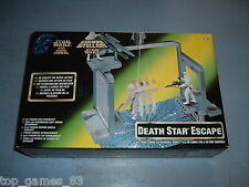 STAR WARS VINTAGE DIORAMA (c)1997 KENNER - DEATH STAR ESCAPE (neuf)