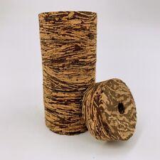 """Cork Rings 36 Cactus Burl Ii , 1 1/4"""" x 1/2"""" x 1/4"""" Hole"""