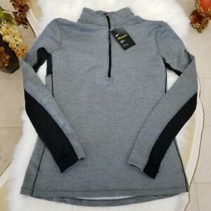 NIKE PRO HYPERWARM 1/2 ZIP WOMENS TRAINING TOP