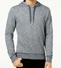 NWT $98 Calvin Klein Jeans Men's Long Sleeve Black Grindle Pullover Hoodie 2XL