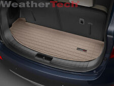WeatherTech Cargo Liner for Hyundai Santa Fe - Behind 3rd Row - 2013-2018 - Tan