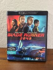 Blade Runner 2049 (4K Ultra Hd Blu-ray, 2019) Used