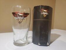 Guinness Black N Blood Halloween Coffin Pint Glass Beer 2008 promo HARP Diageo