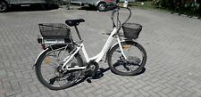 bicicletta elettrica in buone condizioni perfettamente funzionante