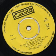 PIPE MAJOR IAN McLEOD the highland fling*the sword dance 1960 SCOTLAND WAVERLEY