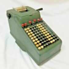Vintage / Antique Addo Calculator Calculating accounting Mechanical machine