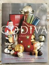 VINTAGE GODIVA CHOCOLATIER HOLIDAY CATALOG 2005