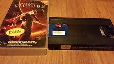 The Chronicles Of Riddick - Vin Diesel - Vhs Video