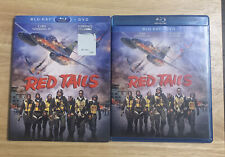Red Tails (Blu-ray Disc, 2012, 2-Disc Set)Authentic US Release