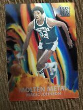 2012-2013 Fleer Retro Molten Metal Magic Johnson 1 of 20